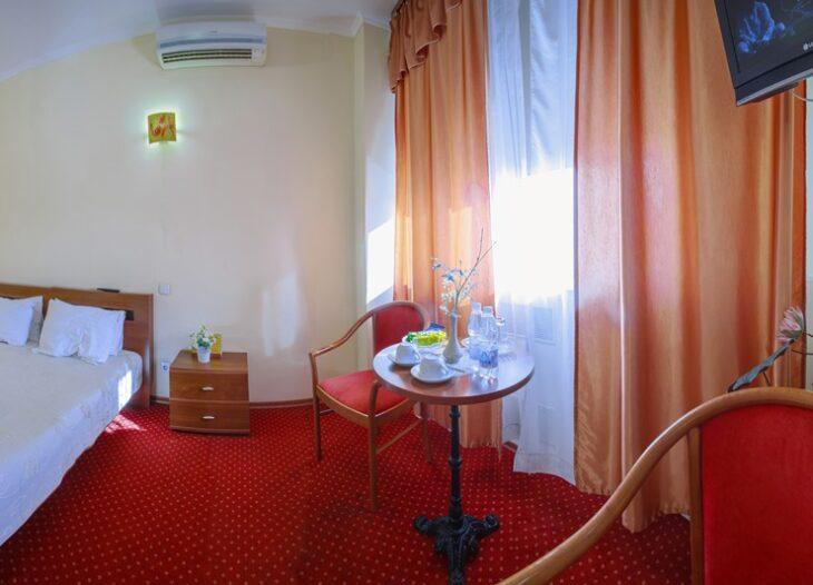 готелі Харкова