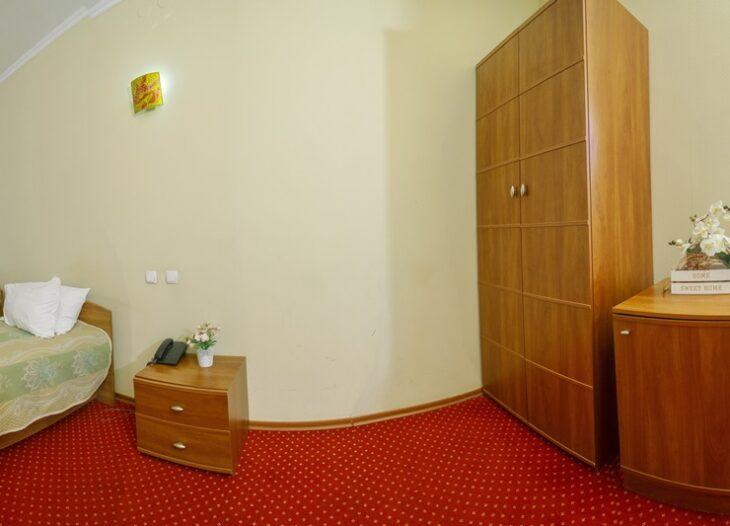 номер в гостинице Харьков